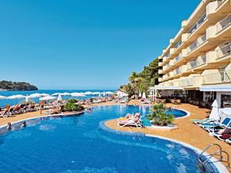 Iberostar jardin del sol suites hotel santa ponsa for Hotel jardin del sol mallorca